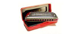 Les harmonicas
